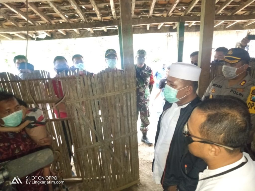 Bupati Sampang Sambangi Remaja Penderita Gizi Buruk ...